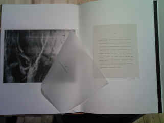 Photo: page from 'first reduction' book